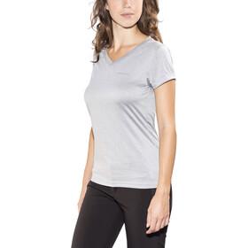 Icepeak Sosie T-Shirt Women light grey